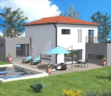 Projet de maison d'architecte